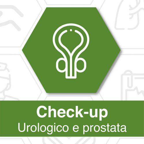 Foto locandina check up urologico e prostata