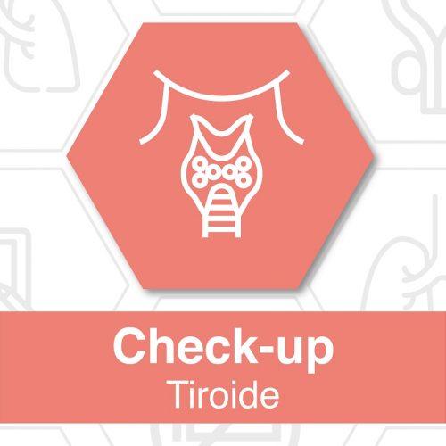 Foto locandina check up tiroide
